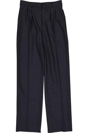 Stella McCartney Wool straight pants