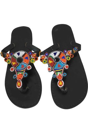 Laidback Leather Sandals