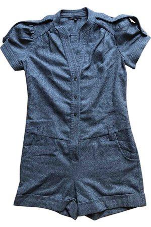 Maje Wool Jumpsuits
