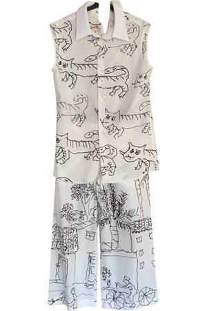 Marni Cotton Jumpsuits