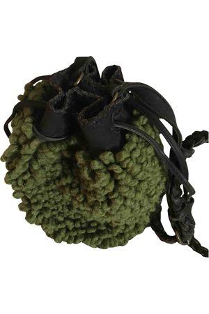 En Shalla Wool Clutch Bags