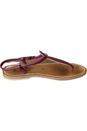 K jacques Patent leather Sandals