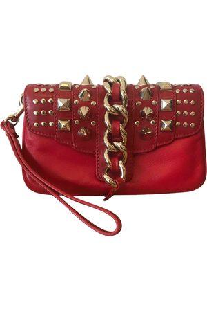 Giuseppe Zanotti Leather clutch bag