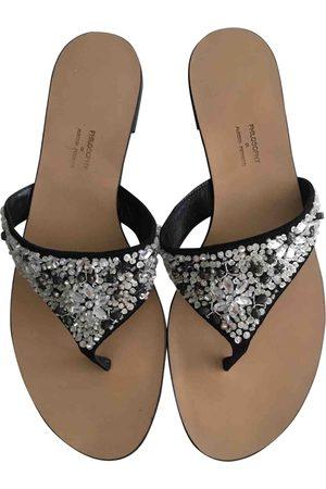 Philosophy di Alberta Ferretti Leather Sandals
