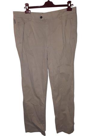 Burton Cotton Trousers