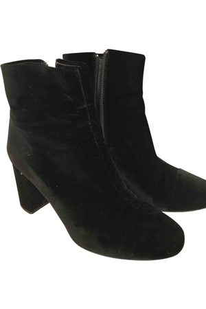 Morobé Suede Ankle Boots