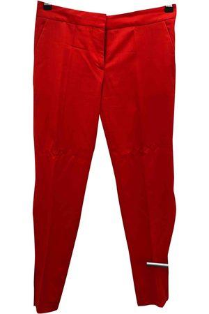 Stella McCartney Wool chino pants