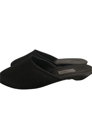 La Perla Leather Sandals