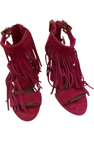 Juicy Couture Suede Sandals
