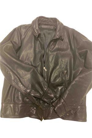 Neil Barrett Leather Jackets
