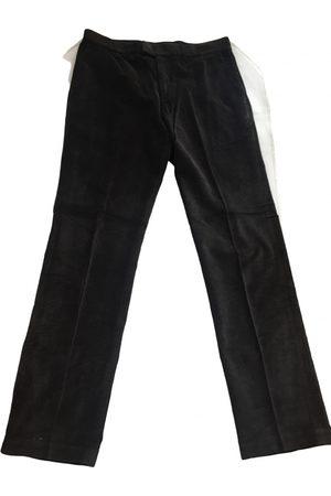 Agnès B. Cotton Trousers