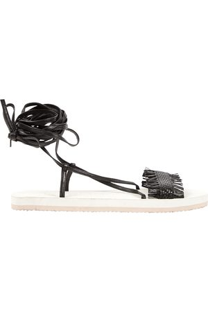 Dior Leather Sandals