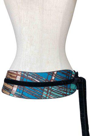 Cacharel Silk Belts