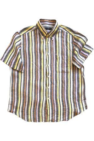 Emanuel Ungaro Linen Shirts