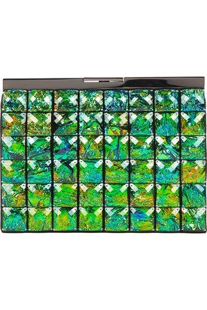 Philip Treacy Glitter Clutch Bags