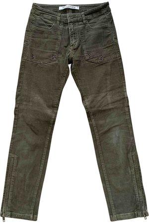 Zadig & Voltaire Fw18 straight pants
