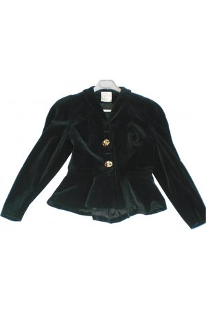 EMMANUELLE KHANH Velvet Jackets