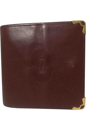 Cartier Men Wallets - Leather Small Bags\, Wallets & Cases