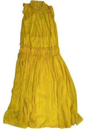 THOMAS WYLDE Silk Dresses