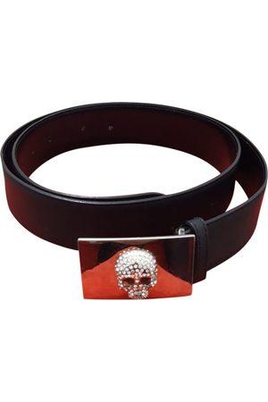 John Richmond Leather Belts