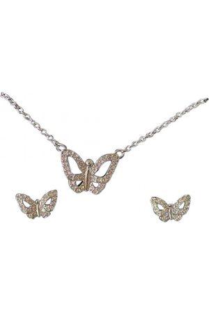 Swarovski Silver Jewellery Sets