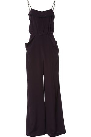 Roksanda Silk Jumpsuits