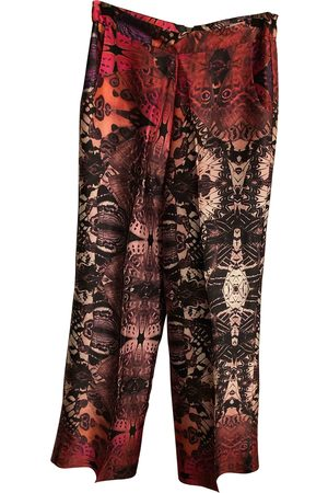 By Malina Silk Trousers