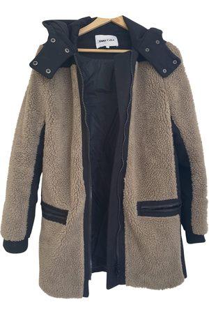 Bimba y Lola Faux fur Coats