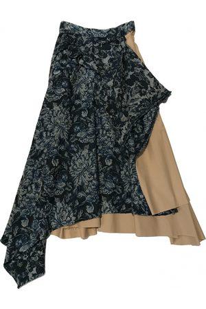 ACT N°1 Mid-length skirt