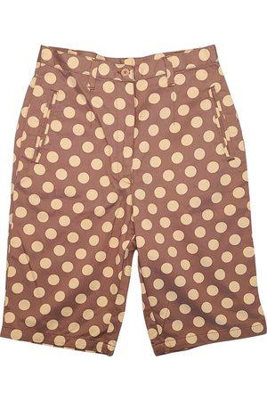Moschino Cotton Shorts