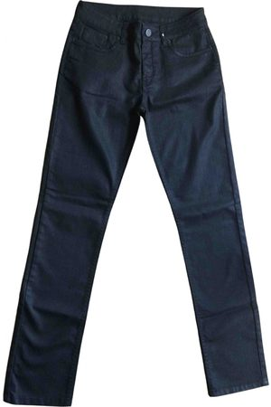 EMMANUELLE KHANH Cotton - elasthane Jeans
