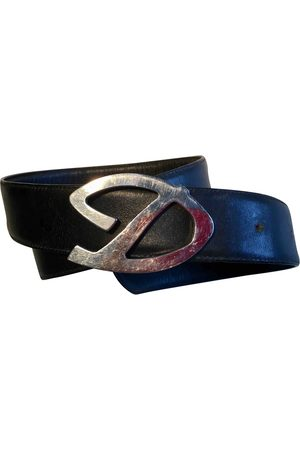 S.T. Dupont Leather Belts