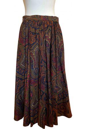 Ralph Lauren Wool maxi skirt
