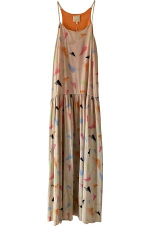 MARIA LUCIA HOHAN Silk Dresses
