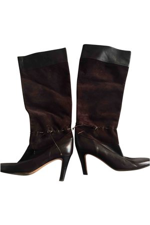 TANNER KROLLE Leather Boots