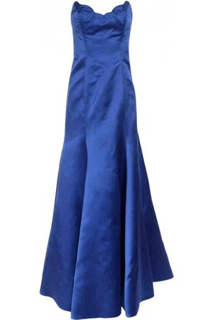 Reem Acra Silk Dresses