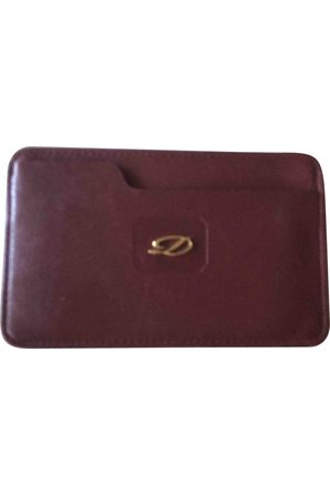 S.T. Dupont Women Wallets - Leather card wallet