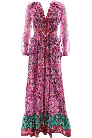 SALONI Silk Dresses