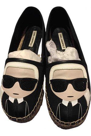 Karl Lagerfeld Denim - Jeans Espadrilles
