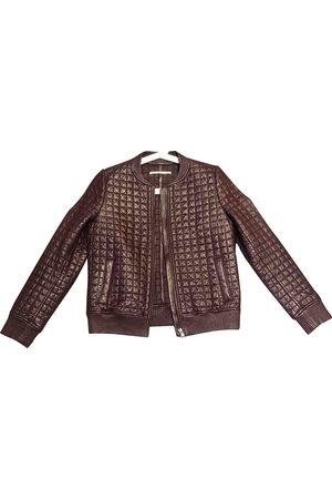 JONATHAN SIMKHAI Leather jacket