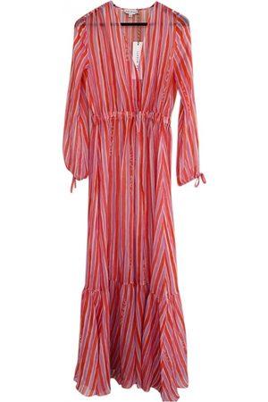 MIRA MIKATI Silk Dresses