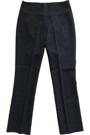 DKNY Wool straight pants