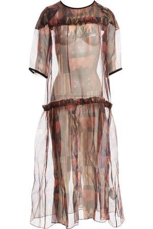 Stella Jean Silk Dresses
