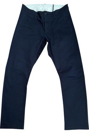 ATTACHMENT Cotton Trousers