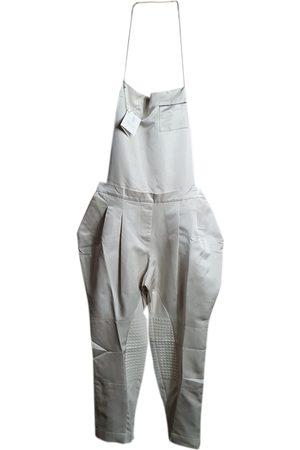 Brunello Cucinelli Silk Trousers