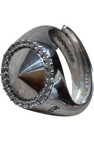 Rebecca Steel Rings