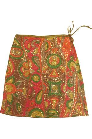 Maliparmi Glitter mini skirt