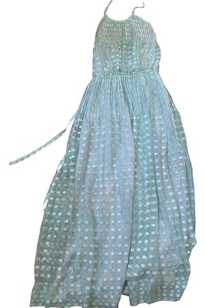 Courrèges Silk Dresses