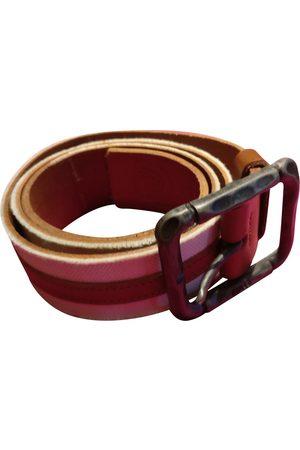 Dolce & Gabbana Leather Belts
