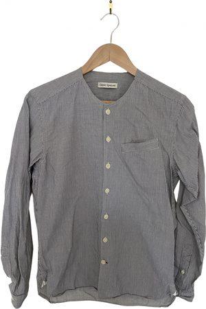 OLIVER SPENCER Cotton Shirts